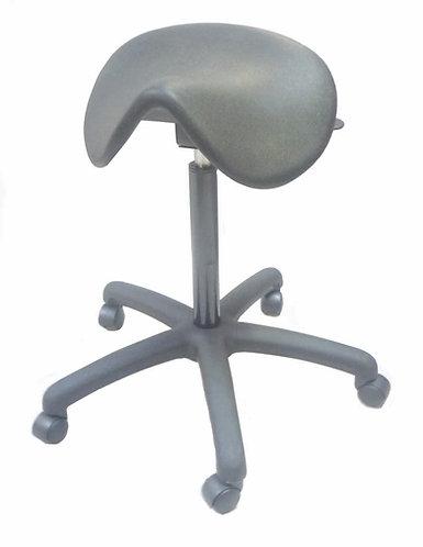 OF380 PU Saddle Seat Laboratory Stool