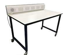 4550 Lab Table with Worktop Mounted Electrical Sockets - A.jpg