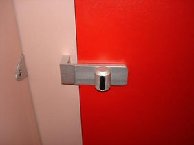 12 13mm Toilet Cubicle Fittings