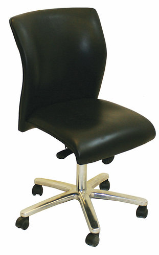 M13 Deluxe Low Chair with Chrome Fittings