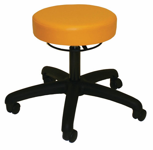 OF510 Upholstered / Vinyl Low Laboratory Stool
