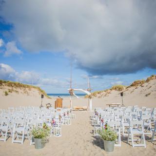 Strandhuwelijk