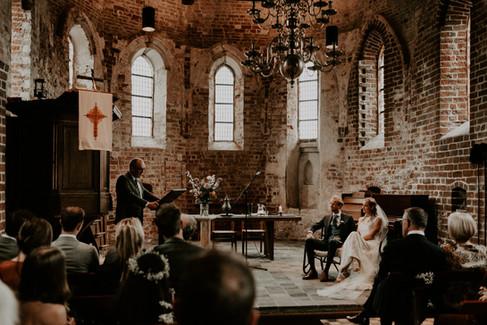 Huwelijk in de St Janskerk Hoorn