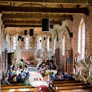 Kerk Hoorn Anke & Tim foto Moniek Aansor