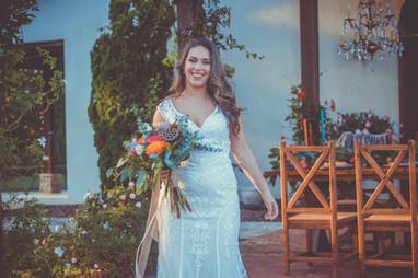 tryphenas garden wedding photographer georgia
