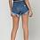 Thumbnail: Frayed Denim Shorts