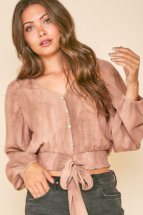 The Reverie Top