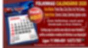 Folhinhas e Calendários 2020