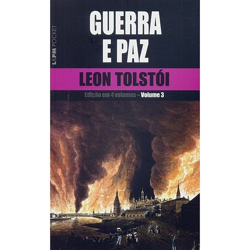 Guerra e Paz - Leon Tolstói