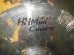 Prato Sabian HHMini Chinese (China