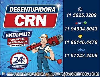 Desentupidora CRN