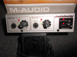 MAudio Mic/Preamp Modelo Audio Buddy