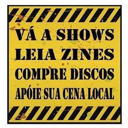 Vá a shows e apoie a cena local!