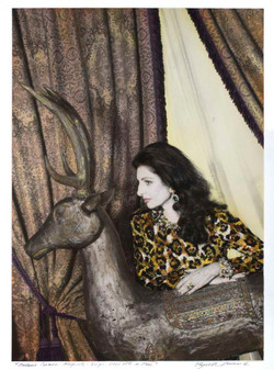 Carmen Mayrink Vega chez elle_Elizabeth Lennard
