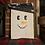 Thumbnail: Decorative Wooden Snowmen