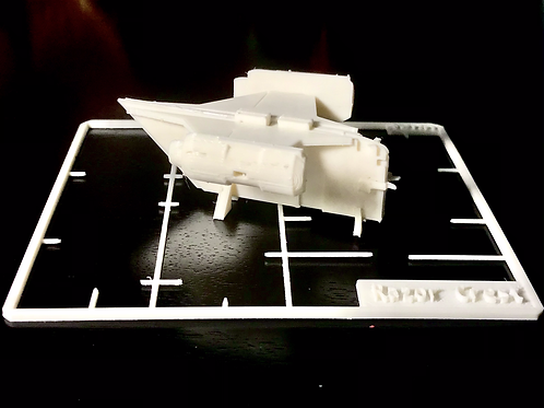 Build Your Own Spaceship