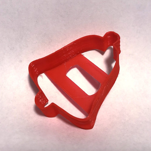 Jingle Bell - Christmas Cookie Cutters