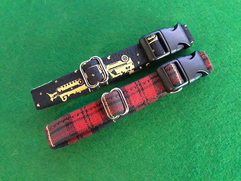 Extra Small Size - Dog Collars - Click to see our full range