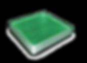 ソーラーブリック(グリーン角型200)