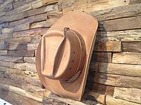 おしゃれな木材壁紙・テキサスロックンウォール