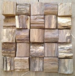 おしゃれな木材キューブ・テキサスショートキューブ
