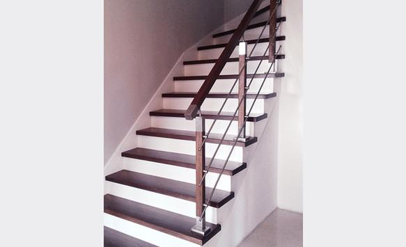 schody i poręcz