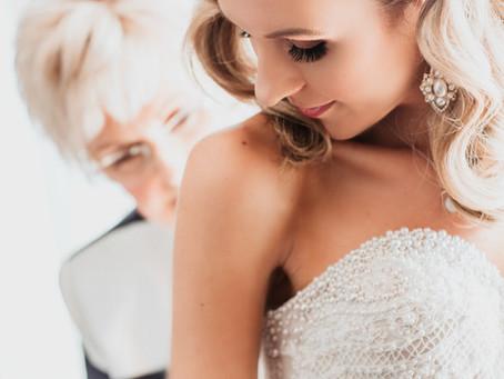 Creating that Bridal Glow
