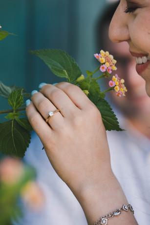 Rosemary & Luke's Engagement