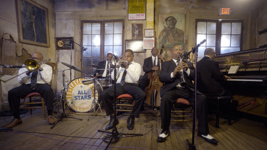 Preservation Hall Legacy Band