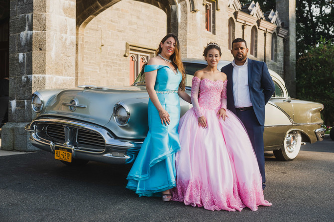 Julianne's Sweet Sixteen at Whitby Castle, NY