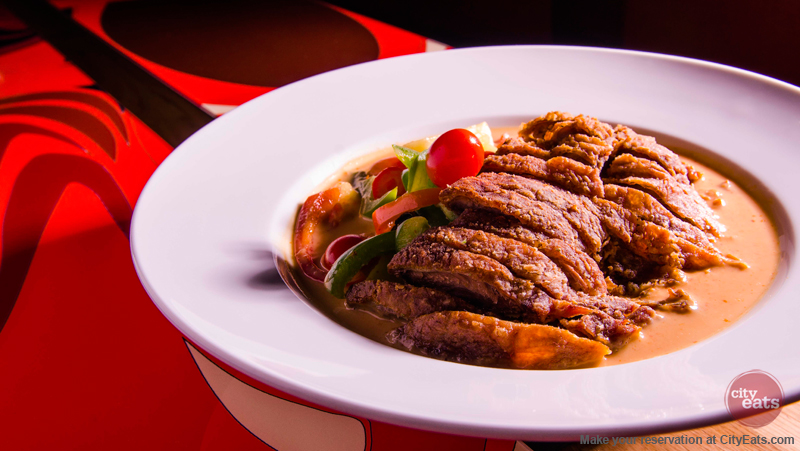 Crispy Duck with Red Curry