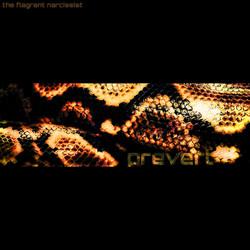 Prevert - The Flagrant Narcissist Cover_