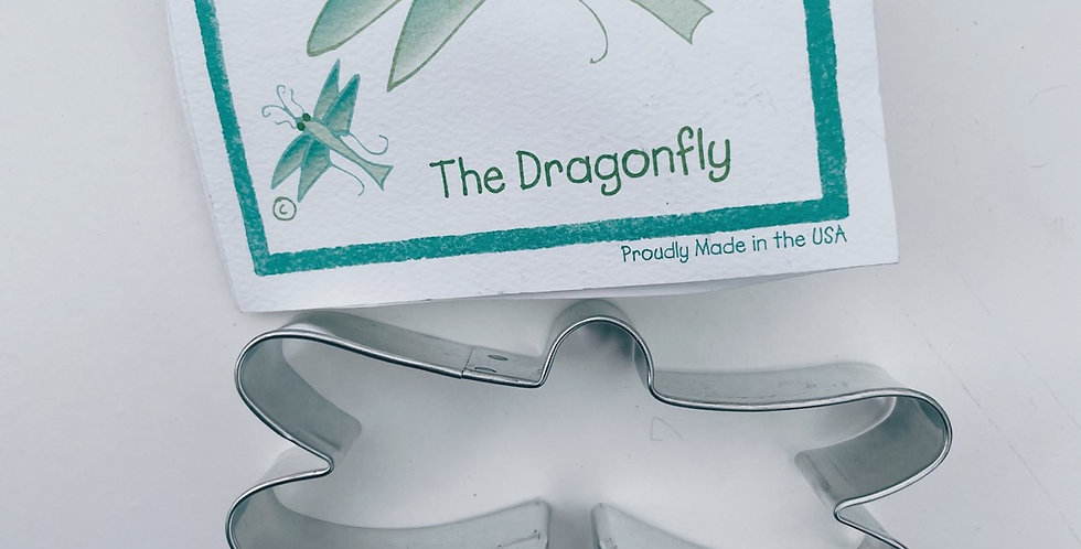 The Dragonfly Cookie Cutter