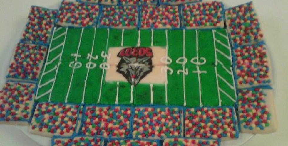 Tailgate Cookie Platter