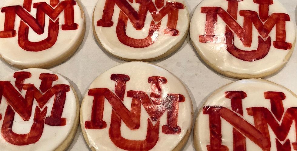 College Cookies (One Dozen)