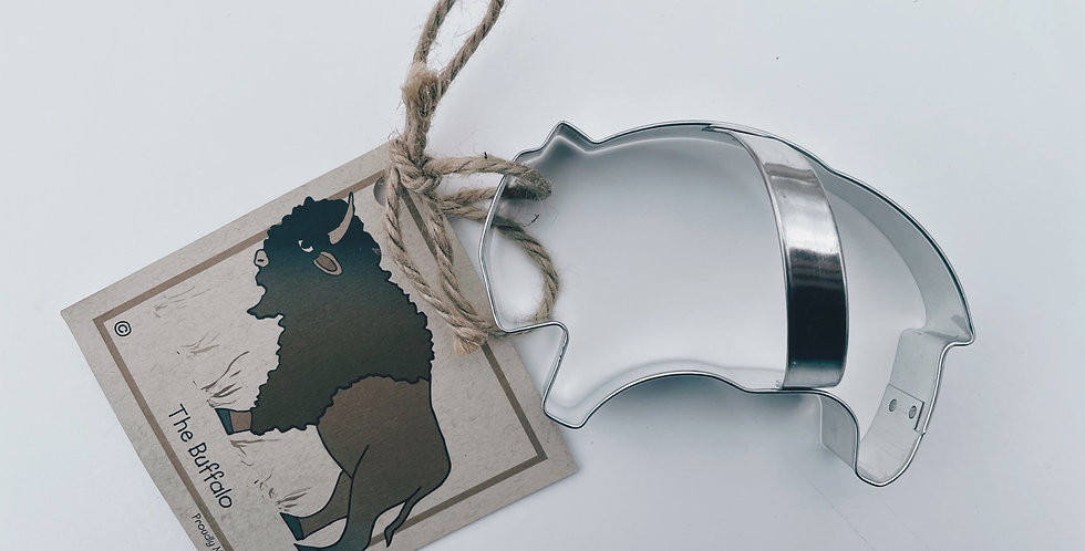 The Buffalo Cookie Cutter