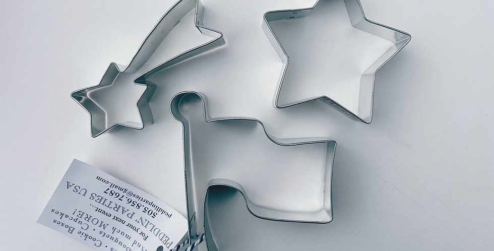 Fourth of July Cookie Cutter Set