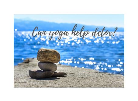 Yoga for Detoxing