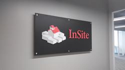Insite Acrylic Logo Sign