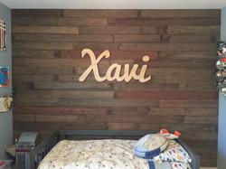 Wooden Name Austin Texas lk42418