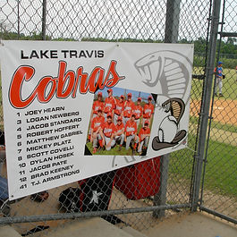 banners austin, sports banners texas, team banners tx, game tonight banners tx, soccer banners, baseball banners tx, high school banners tx, banners lake travis, banners lakeway