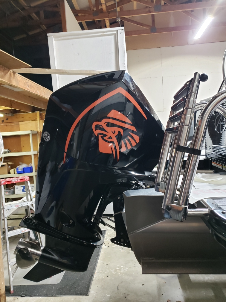Outboard Motor Graphics