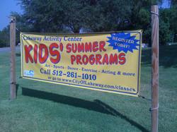 Summer Programs Event Banner