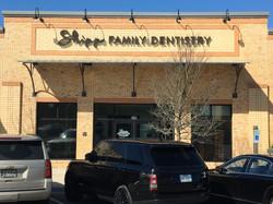 Shipp Dentistry Channel Letters