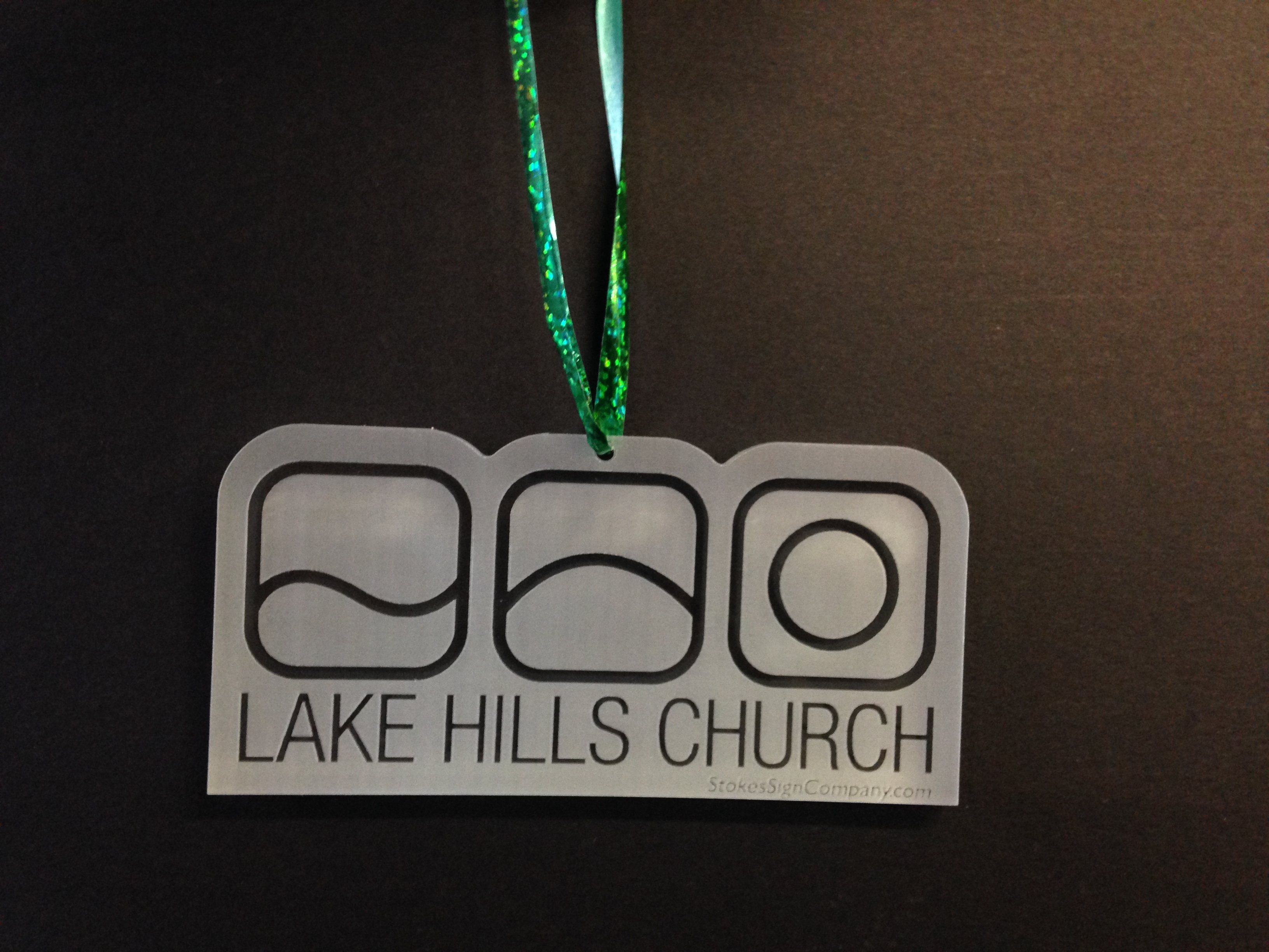Lake Hills Ornament - 2014