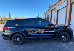 City of Bee Cave Police Department Vehic