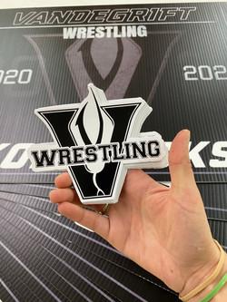 Vandegrift -- Wrestling