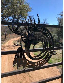 metal ranch logo austin texas