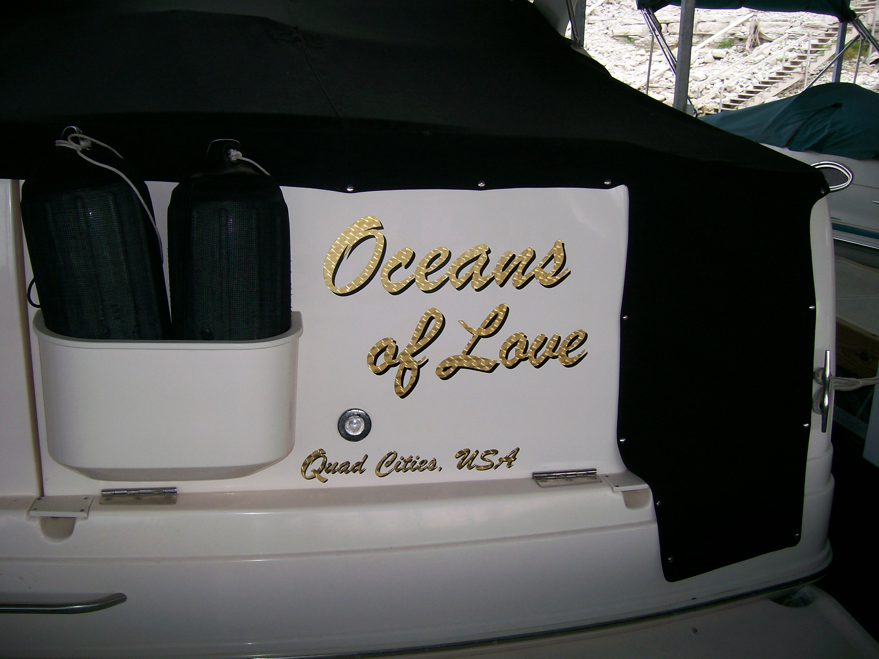 Oceans of Love