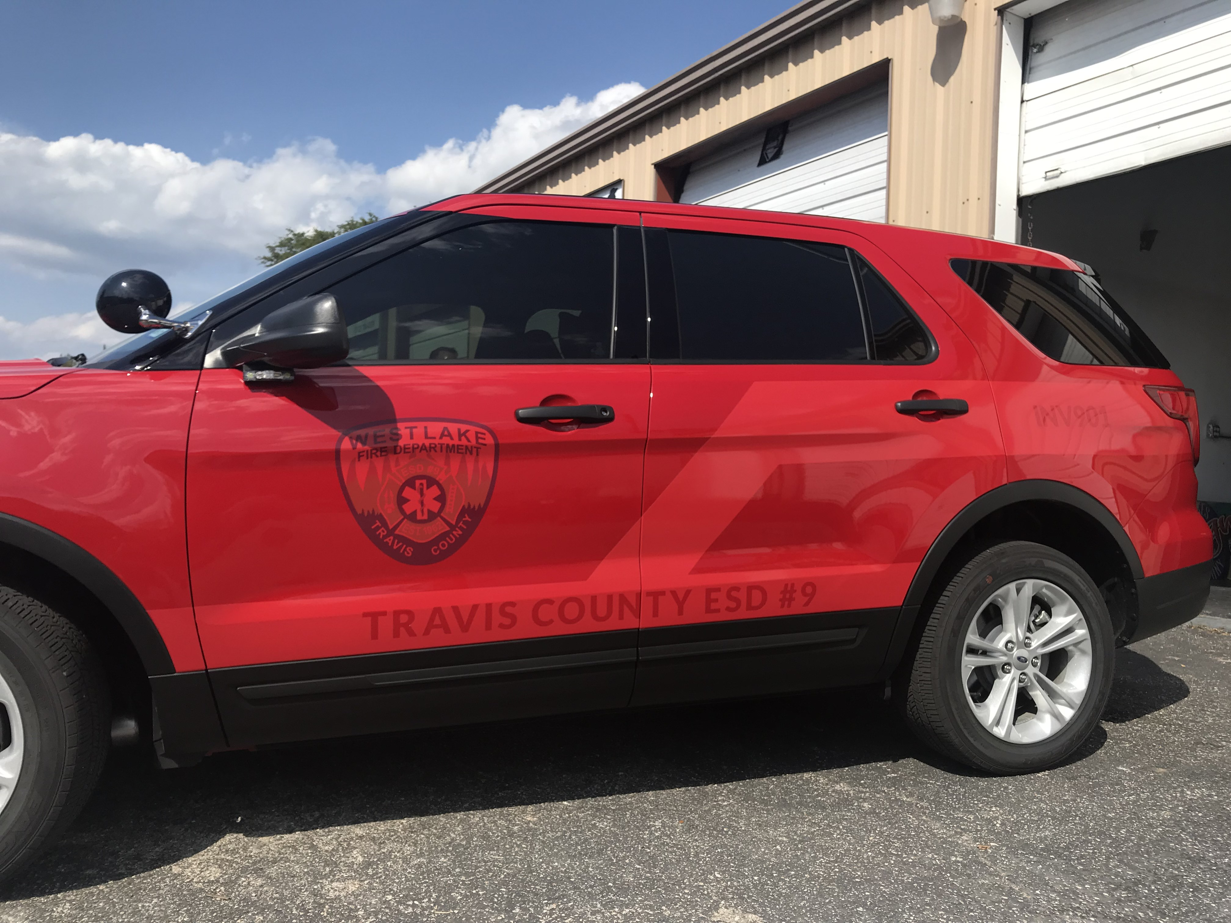 Vehicle Graphics_Westlake Fire Dept_INV-